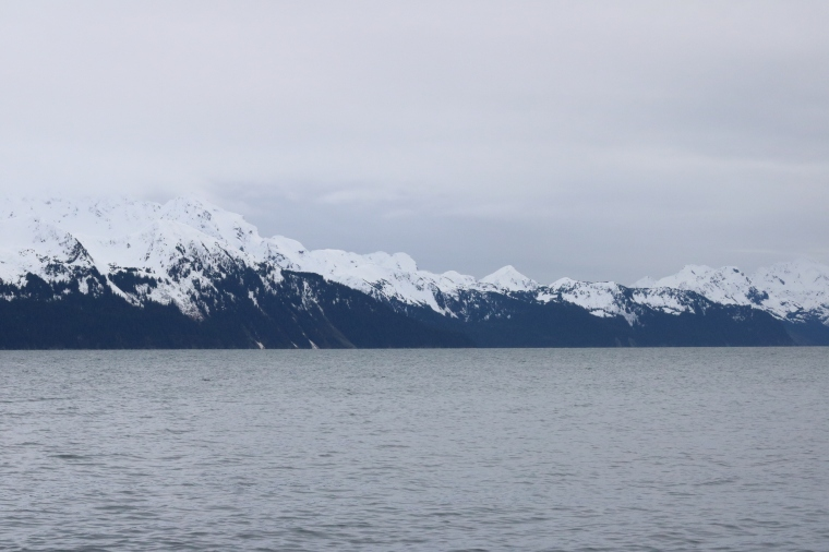Seward, Alaska. Photo by Kelly Ireland.